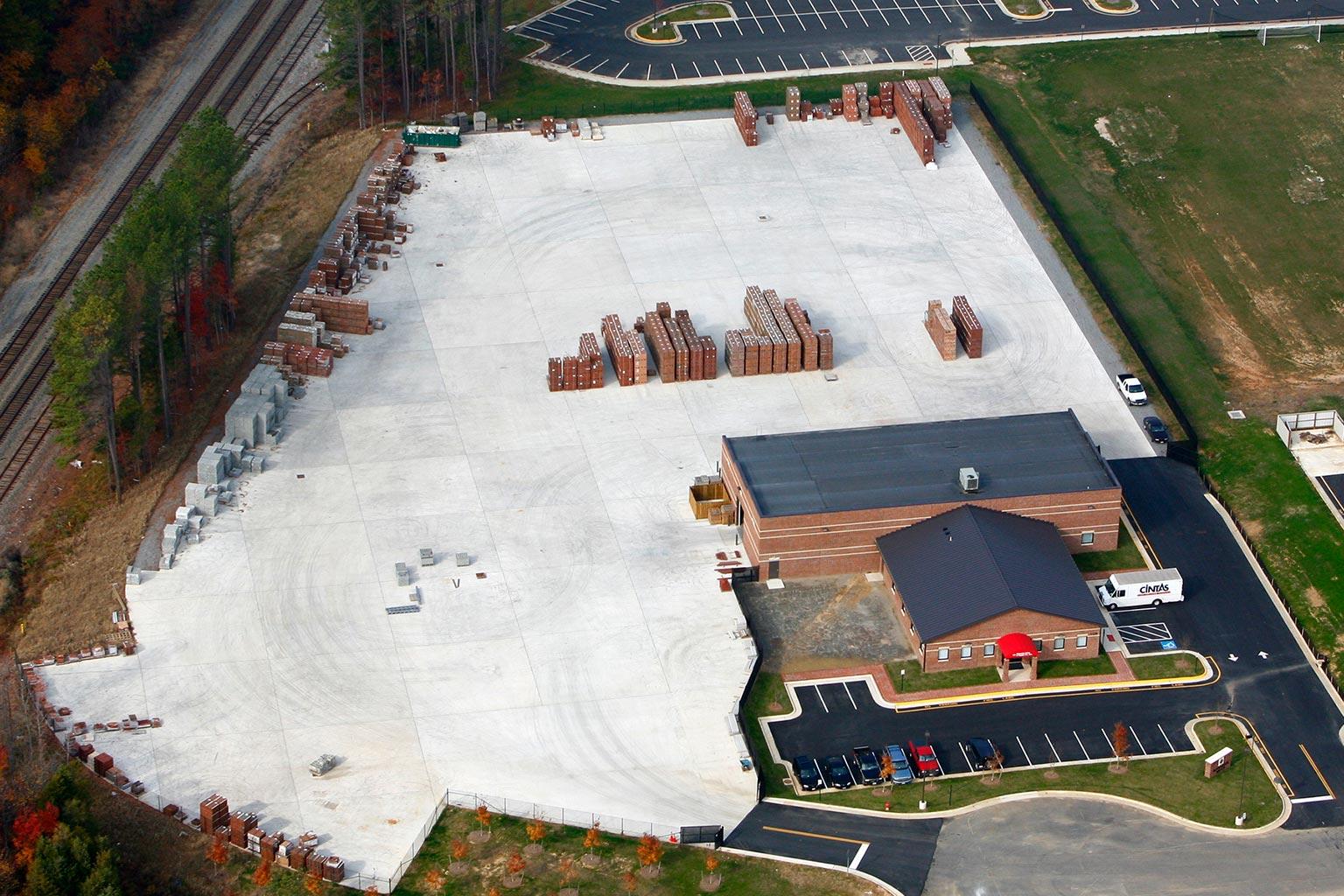Warehouse Amp Industrial General Contractor Virginia Wack Gc