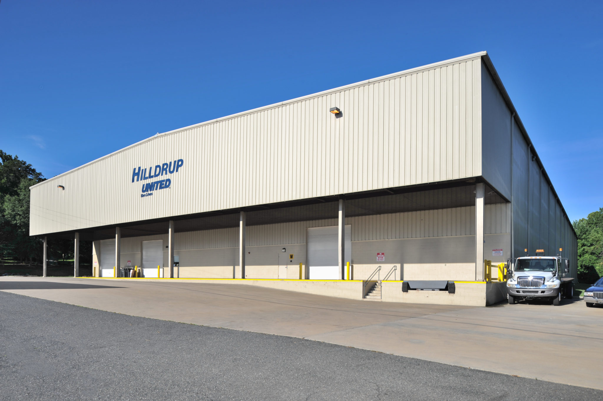 Warehouse Amp Industrial General Contractor Virginia Wack Gc